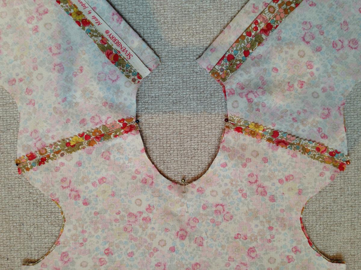 bubble dress sew along blog oliver s. Black Bedroom Furniture Sets. Home Design Ideas