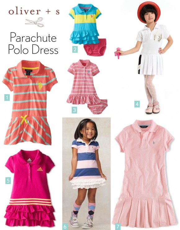 ParachutePoloDress