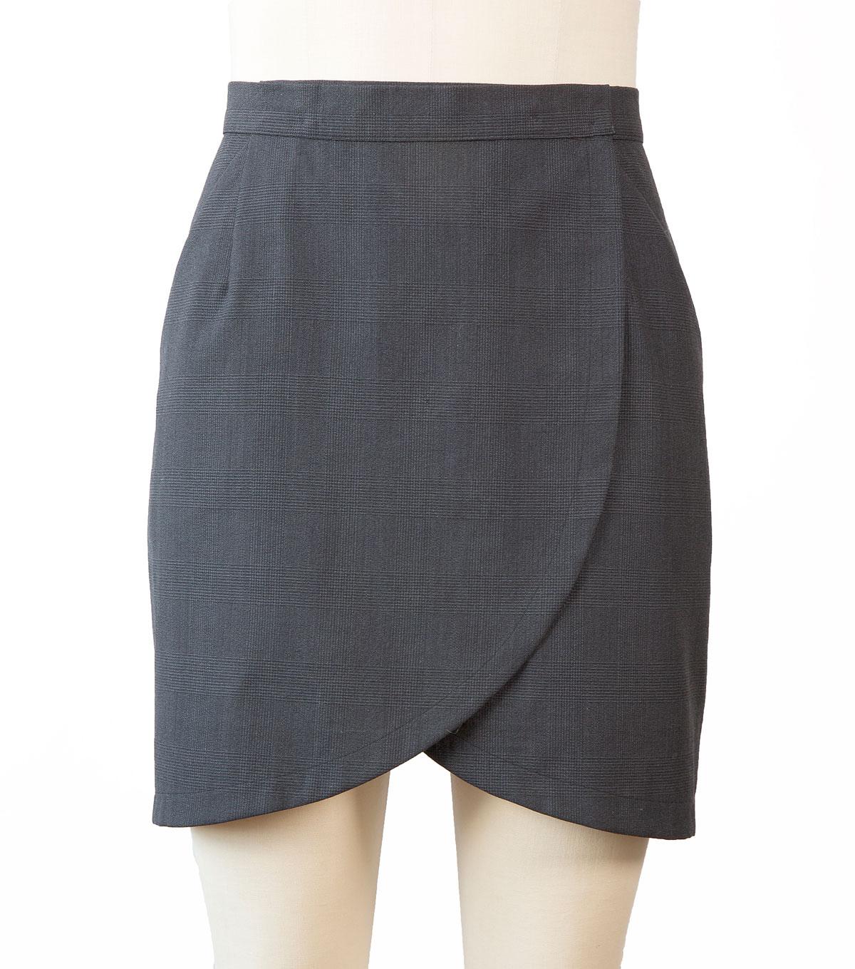 Introducing the Liesl + Co City Stroll Wrap Skirt