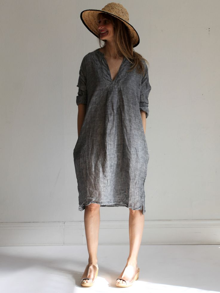 Fabric and Styling Inspiration for the Gallery Tunic and Dress ...