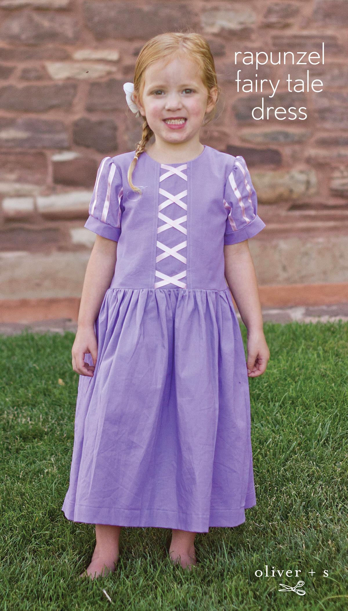 Rapunzel s dress colors