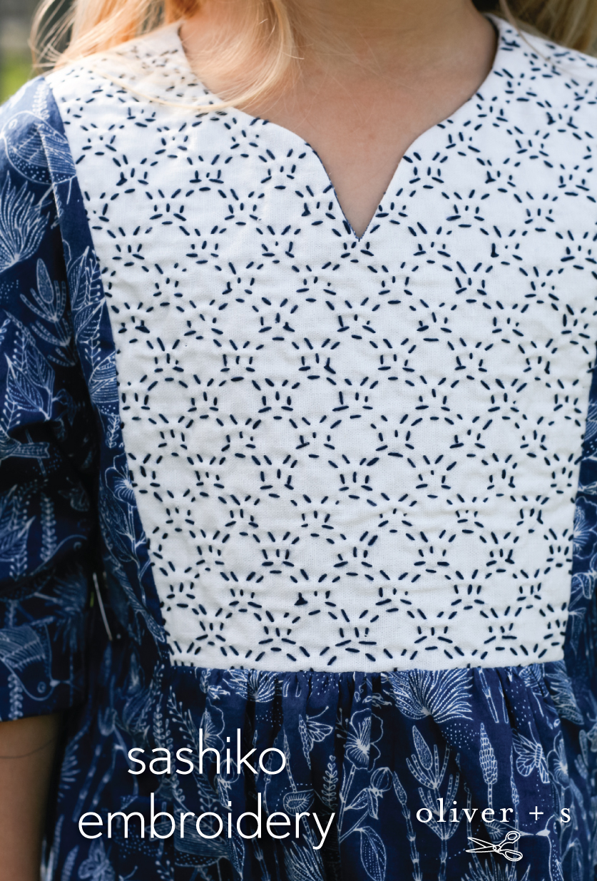 Sashiko Patterns Amazing Design Ideas