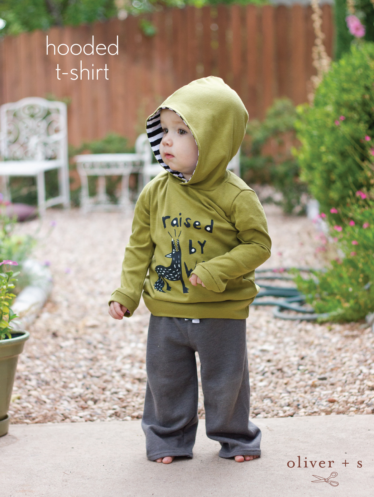 Hooded t shirt tutorial blog oliver s oliver s school bus t shirt with added hood jeuxipadfo Choice Image