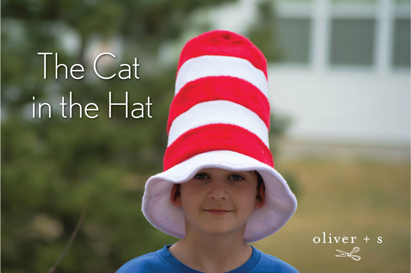 Make A Hat From Cat In The Hat Blog Oliver S