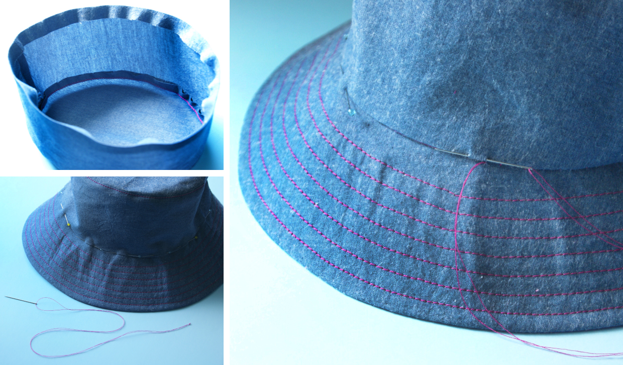 Reversible Bucket Hat Tutorial Blog Oliver S
