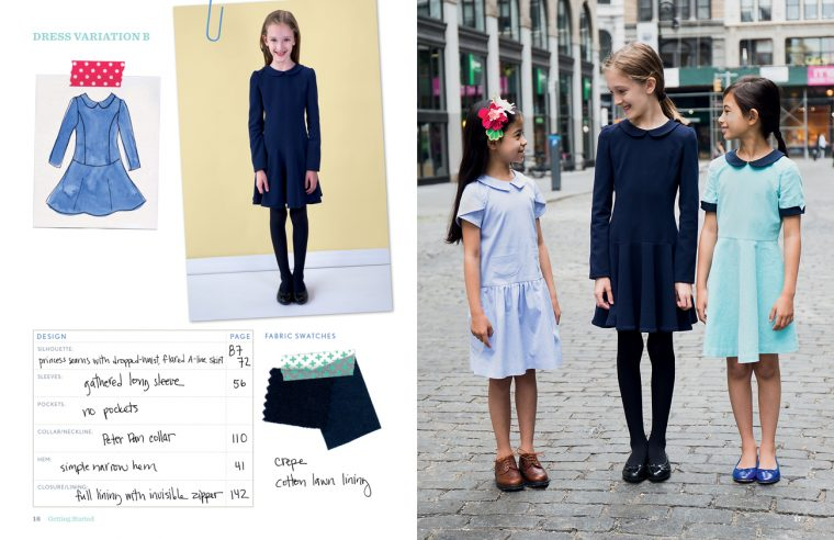 Building Block Dress Inspiration