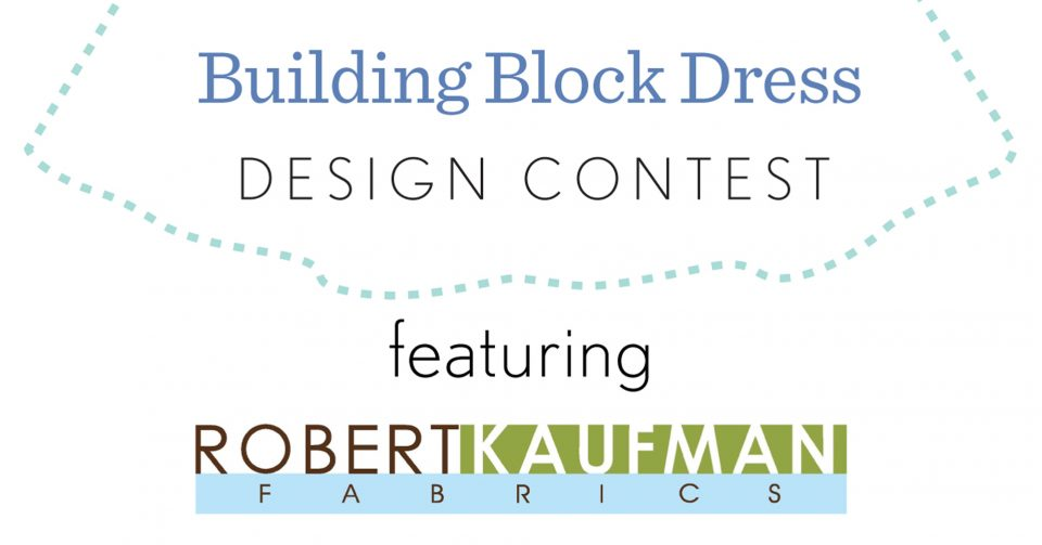 Join the Building Block Dress Design Contest