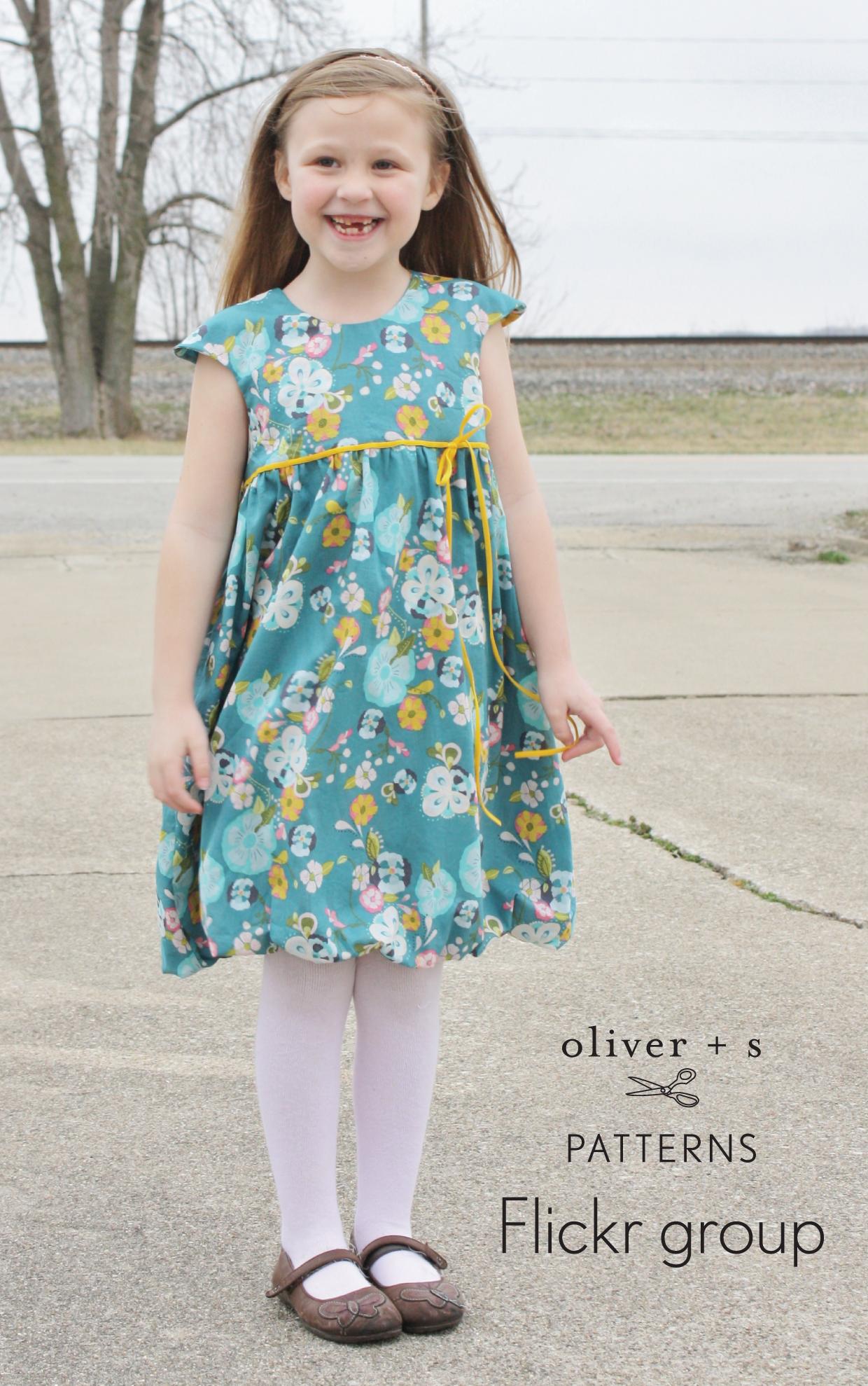 Oliver S Patterns New Design Inspiration