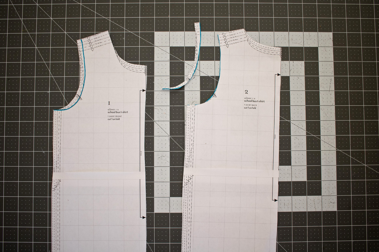 How To Make A Tank Out Of A T Shirt Pattern Blog Oliver S
