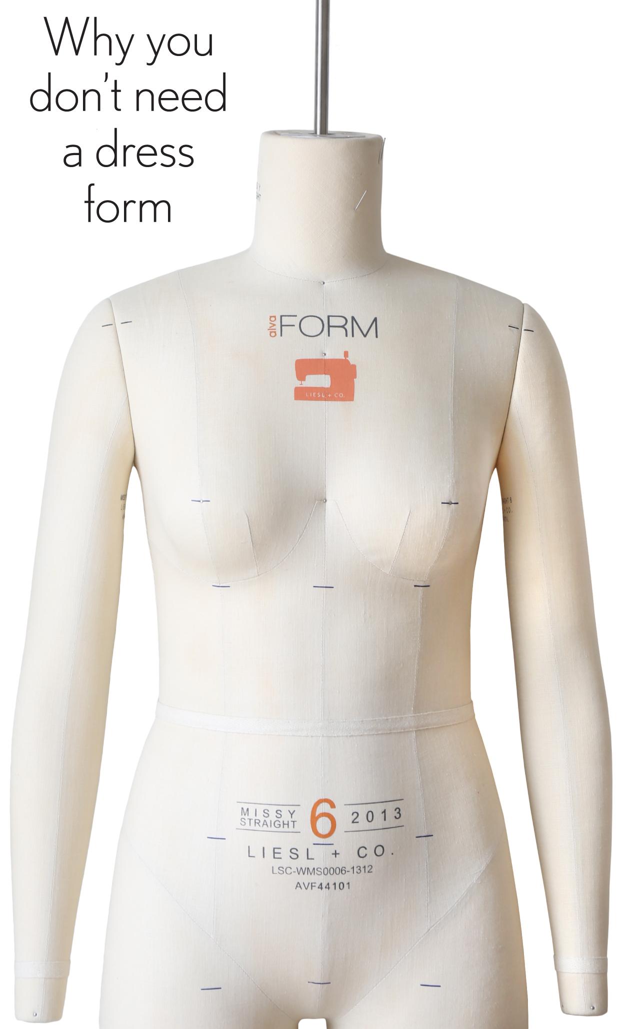 Ask Me: Do I Need a Dress Form? | Blog | Oliver + S