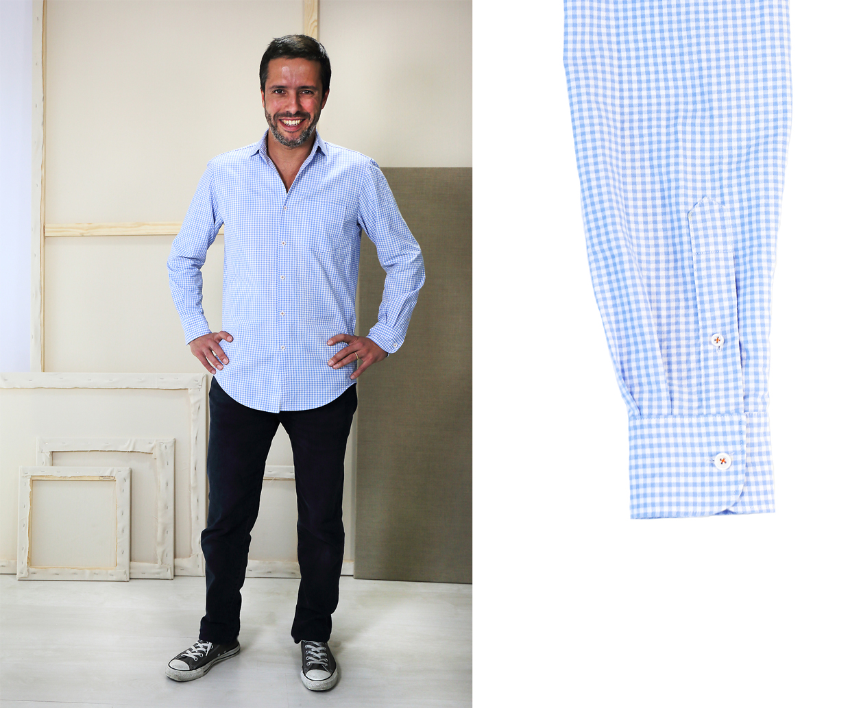 Introducing The Liesl Co All Day Shirt Pattern For Men Blog