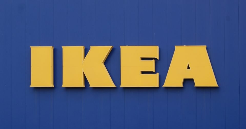 Unusual places to find sewing supplies: IKEA