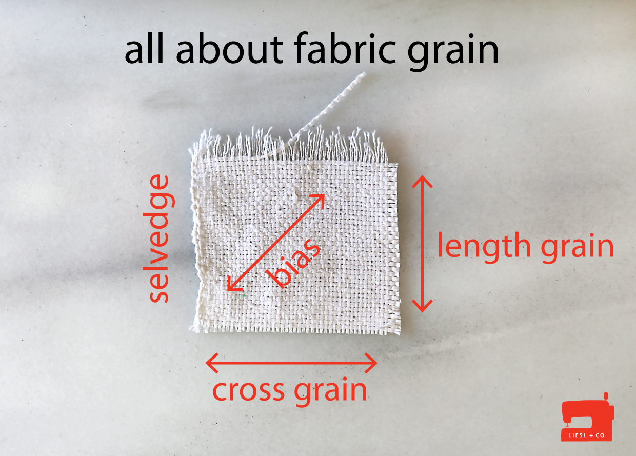 015116b0a03f Bias, however, is at a 45-degree angle to the length and cross grains. All  about fabric grain.