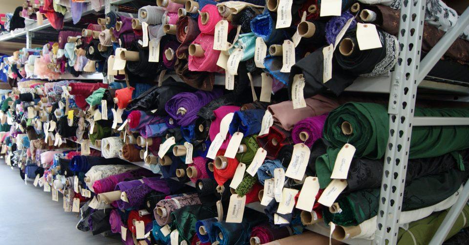 Where do you shop for fabric?