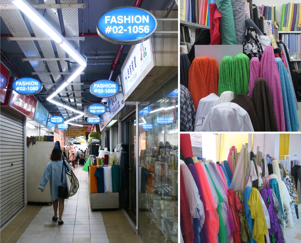 Fabric Shopping in Singapore | Blog | Oliver + S