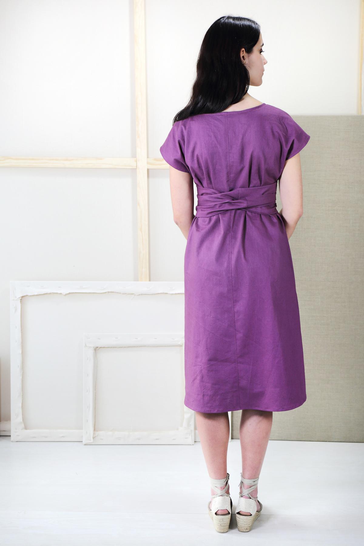 Introducing the Liesl + Co. Terrace Dress Sewing Pattern | Blog ...