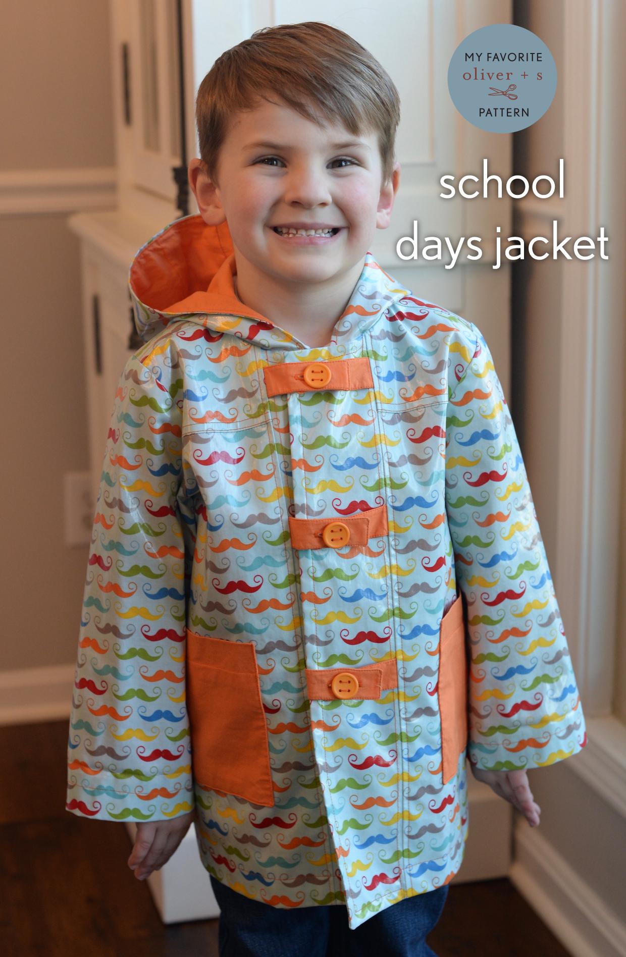 my favorite oliver s pattern school days jacket blog. Black Bedroom Furniture Sets. Home Design Ideas