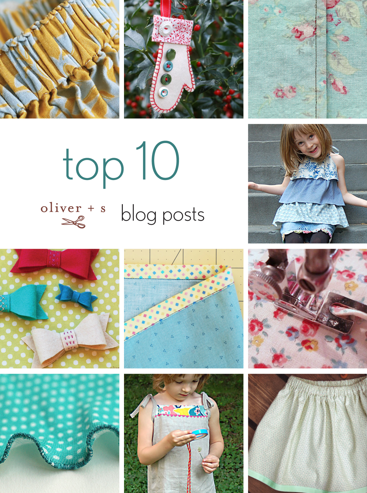 Top 10 Oliver + S Blog Posts | Blog | Oliver + S