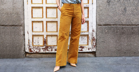 Liesl + Co. Hollywood Trousers