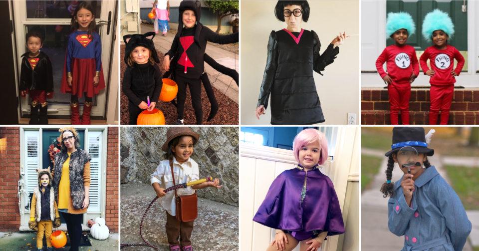 Oliver + S Halloween costumes