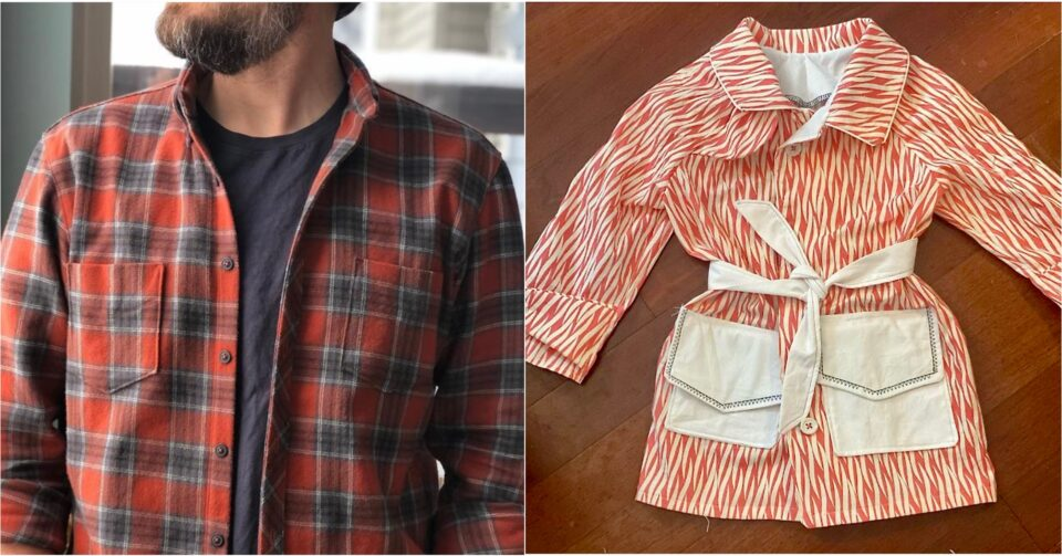 Your makes from Oliver + S and Liesl + Co. patterns.