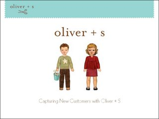 Capturing New Customers with Oliver + S