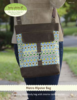 digital metro hipster bag sewing pattern