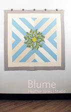 digital blume quilt sewing pattern