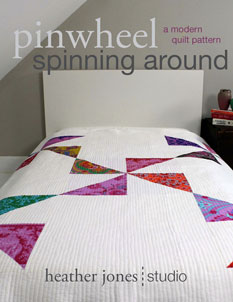 How to Quilt garden twist from in the beginning pattern