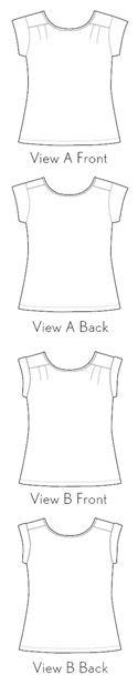 chai teesewing pattern