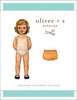 digital seashore bloomers sewing pattern