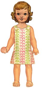 seashore sundress sewing pattern