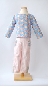 after-school shirt + pants sewing pattern