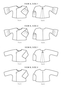 firefly jacket sewing pattern