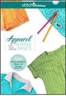 apparel sewing basics with liesl gibson, standard definition download