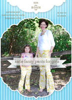 digital katie fancy pants sewing pattern