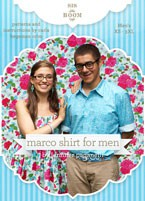 digital marco shirt sewing pattern
