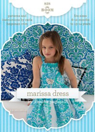digital marissa dress sewing pattern