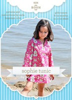 digital sophie tunic sewing pattern