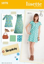 diplomat dress sewing pattern