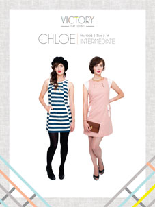 digital chloe sewing pattern