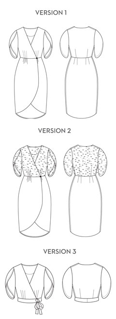 digital nicola sewing pattern